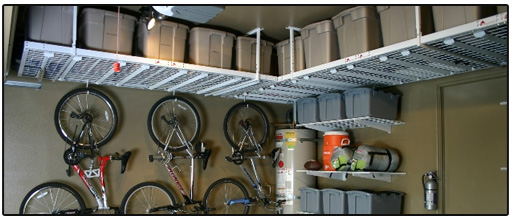 mounted floor garage storage ideas racks plastic gorgeous wall for spaces sofa metal small concrete shelves with tiles furniture