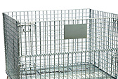 China wire container supplier