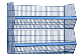 Wire stand basket supplier